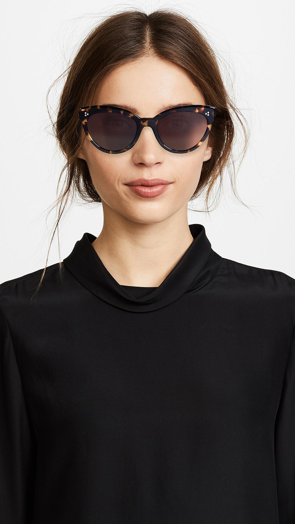 Oliver Peoples Eyewear Roella Sunglasses $350