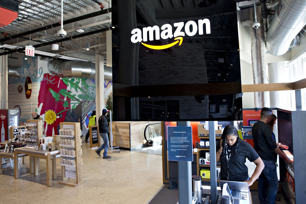 Amazon is shutting down its US pop-up stores - Read More from Engadget