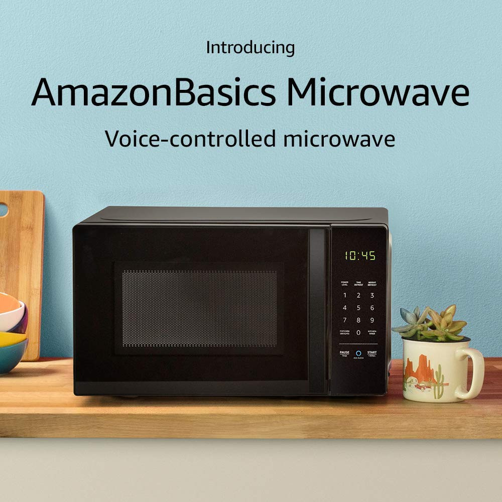 Amazon's Alexa Microwave Is as Dumb as It Is Brilliant - Read More from Gizmodo