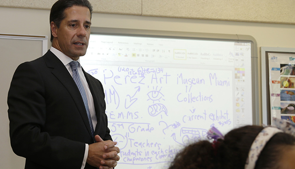 Miami schools chief Alberto Carvalho will be New York City's next chancellor - Read More from Politico
