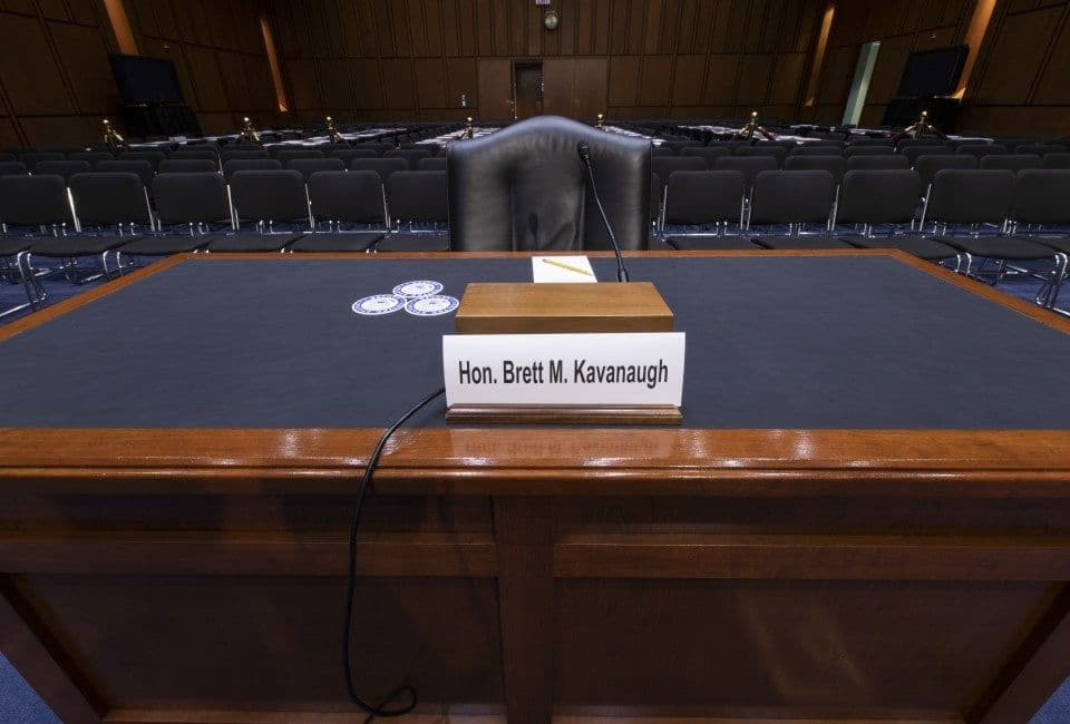 Hours before Kavanaugh nomination hearings, Bush lawyer releases 42,000 pages of documents to Judiciary Committee - Read More from The Washington Post