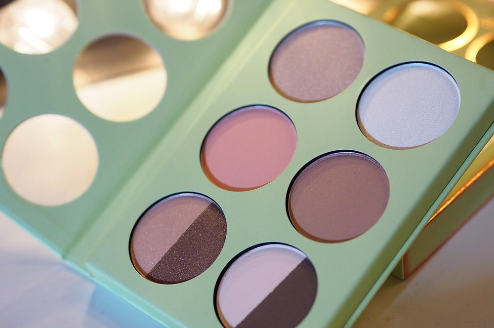 Pixi Palette-Book of Beauty - Minimal Makeup $24-for a shimmery look