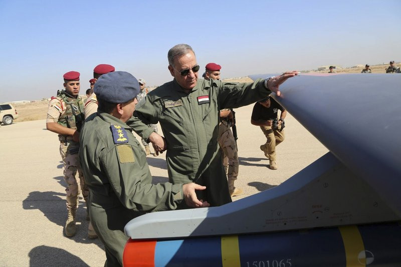 Chinese armed drones now flying across Mideast battlefields - Read More from Associated Press
