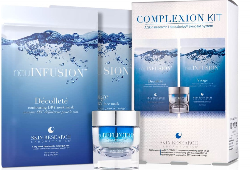 NEULASH® by Skin Research Laboratories Complexion Kit $120
