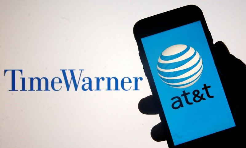 U.S. Justice Department to appeal approval of AT&T acquisition of Time Warner - Read More from Reuters