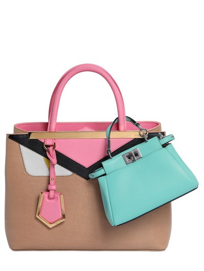 A Top handle bag by Fendi $1,550