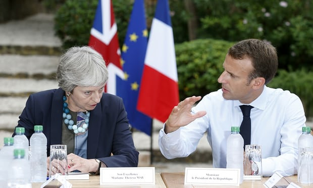Theresa May confident of reaching Brexit deal, sources say - Read More from The Guardian