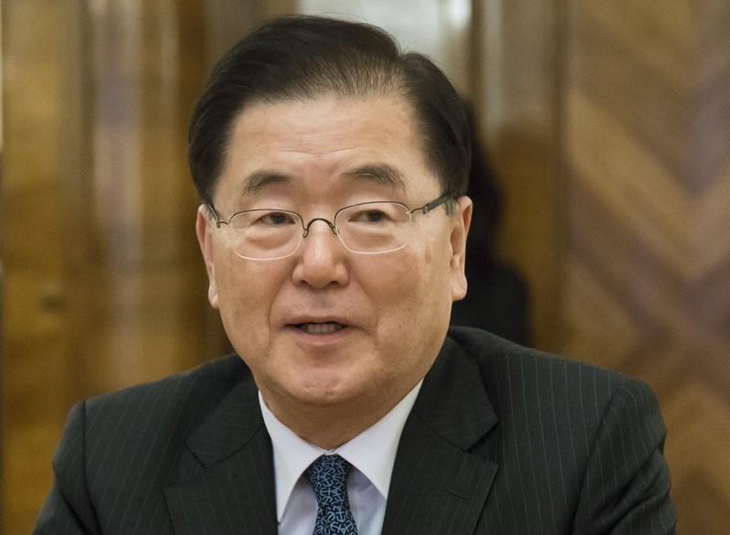 South Korean envoys en route to North Korea as denuclearization talks stall - Read More from Reuters