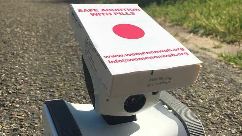 Activists Are Using Robots to Send Abortion Pills to Northern Ireland - Read More from Gizmodo