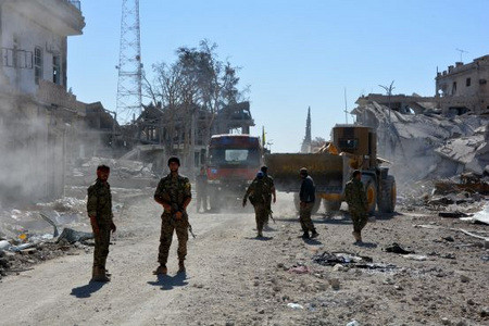 Head of Islamic State in Afghanistan killed, government says - Read More from Reuters
