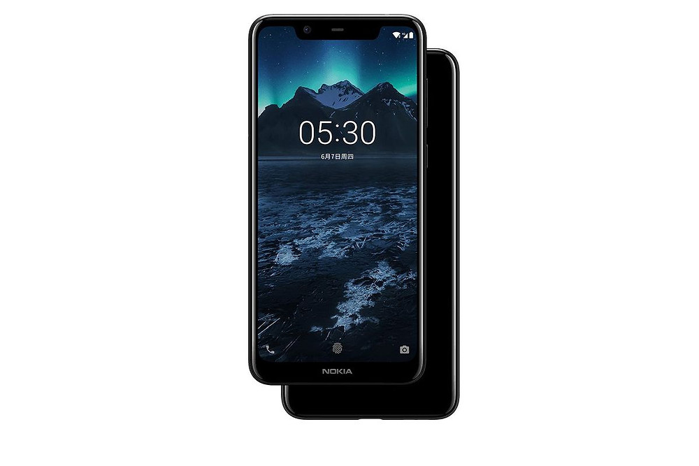 The Nokia X5 predictably has a notch and dual cameras - Read More from The Verge