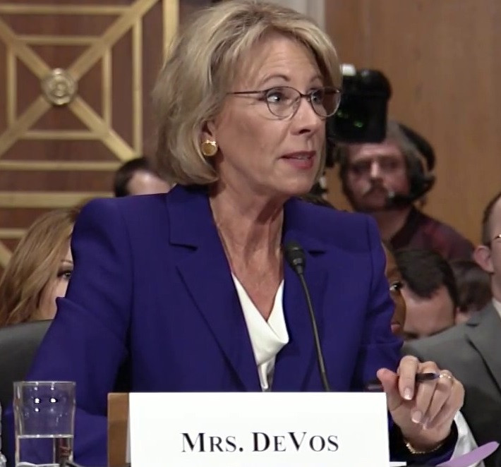 Attorney General Underwood Calls On Education Secretary Betsy Devos To Scrap Plan To Eliminate Key Protections For Students From Predatory For-Profit Schools - Read More from A.G. Underwood office