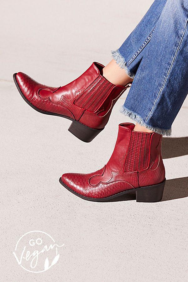 Matisse Vegan Cavalier Boot $90