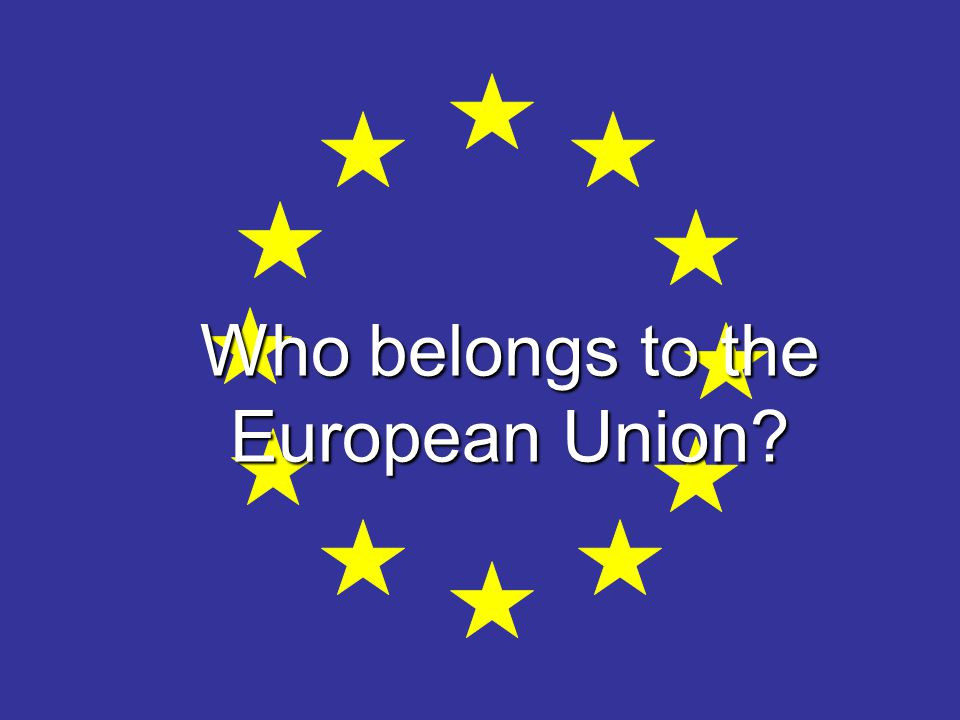 What is the EU, why was it created and when was it formed? - Read More from The Telegraph