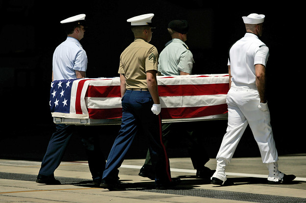 North Korea Has Handed Over The Remains Of US Soldiers Killed In The Korean War - Read More from Buzzfeed News