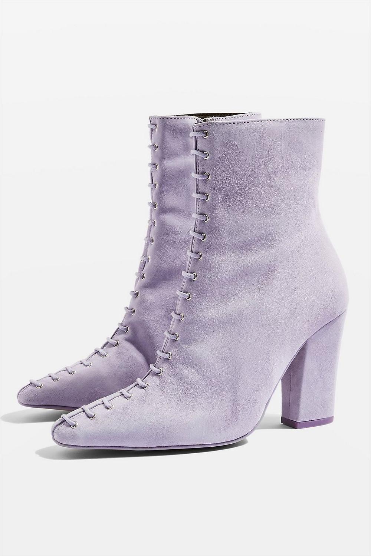 HARRIET Lace Boots $80