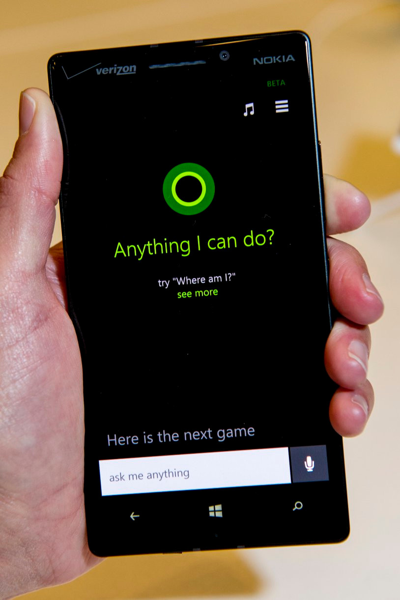 Here's What Really Makes Microsoft's Cortana So Amazing - Read More from Time