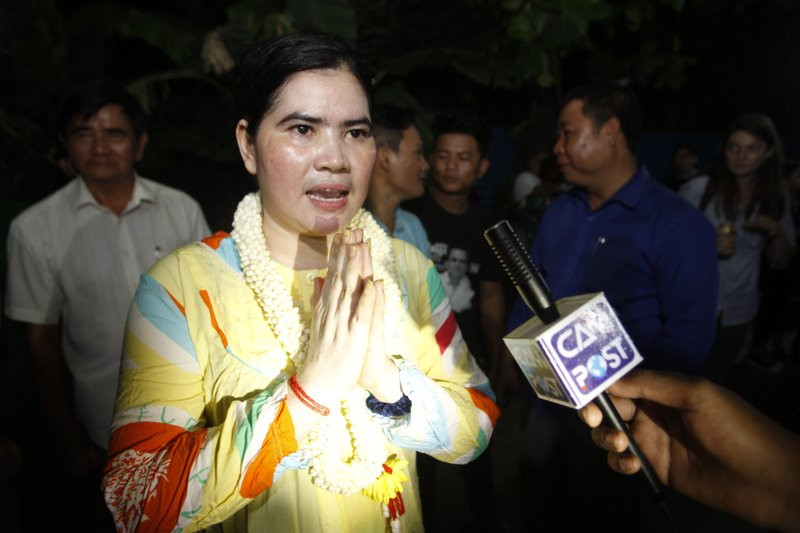 Cambodian king pardons 4 imprisoned land rights activists - Read More from Associated Press