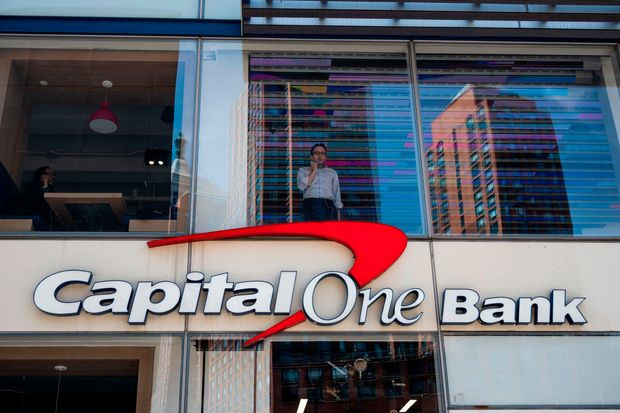 Capital One Cyber Staff Raised Concerns Before Hack - Read More from The Wall Street Journal