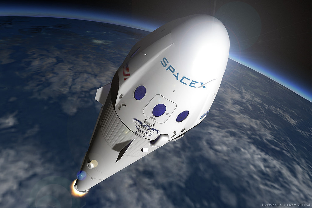 SpaceX is pushing hard to bring the internet to space - Read More from The Verge