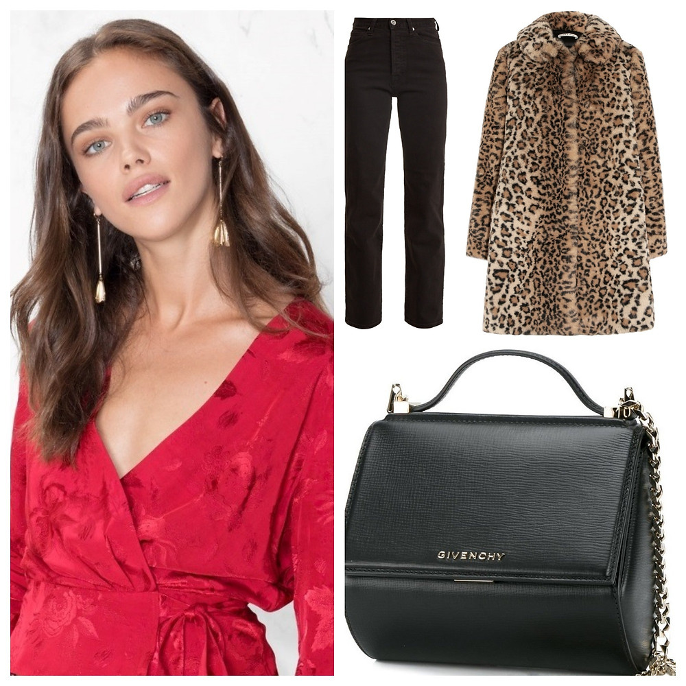 To get the look click on the links below