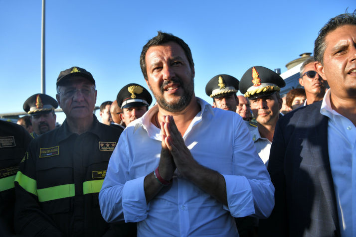 Italy declares state of emergency over bridge collapse - Read More from Politico