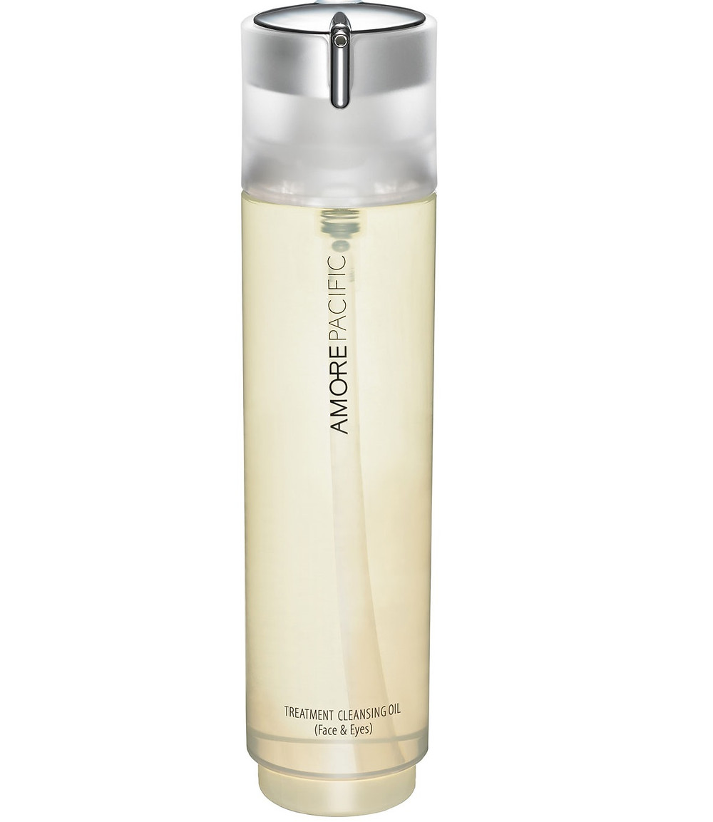 AMOREPACIFIC Treatment Cleansing OIL for Face & Eyes, 6.8 oz. $50