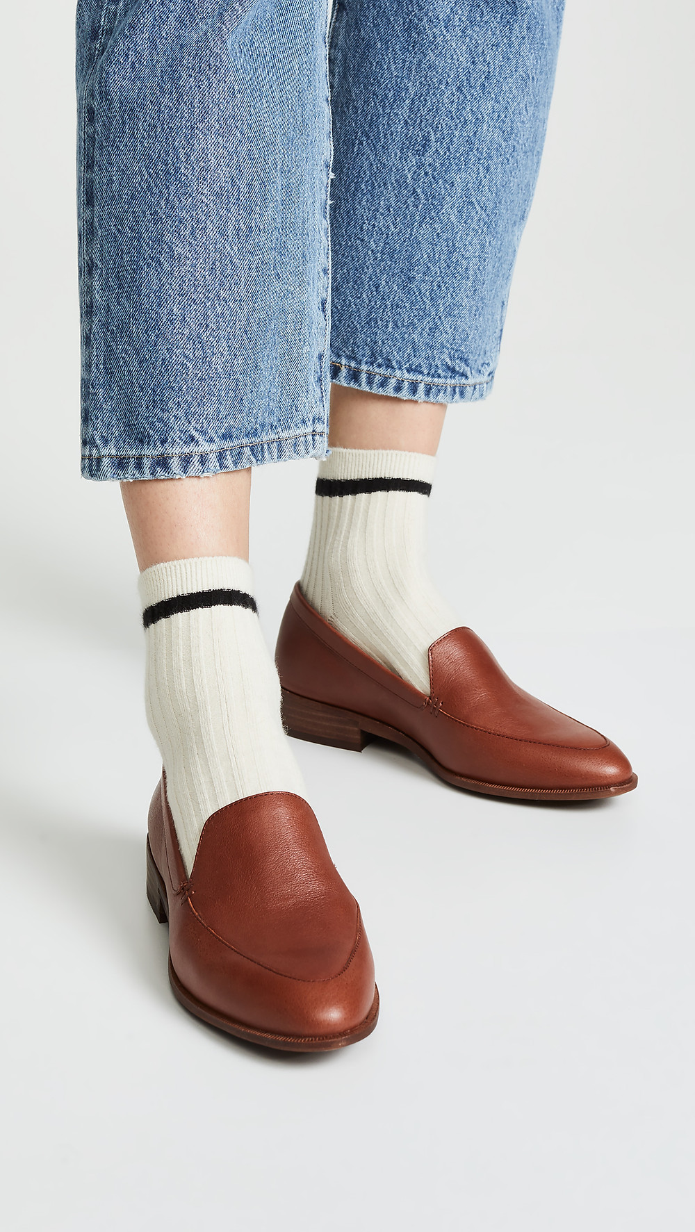 Madewell Frances Loafers $148