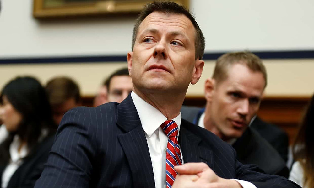 FBI agent rejects allegations of anti-Trump bias as a 'notch in Putin's belt' - Read More from The Guardian