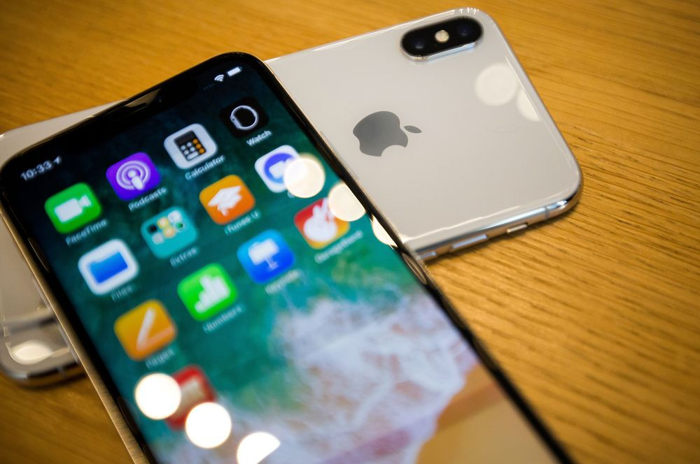 Analysts Cut iPhone X Shipment Forecasts, Citing Lukewarm Demand - Read More from Bloomberg