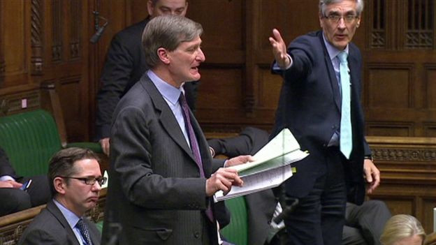 Brexit bill: Government loses key vote after Tory rebellion - Read More from BBC News