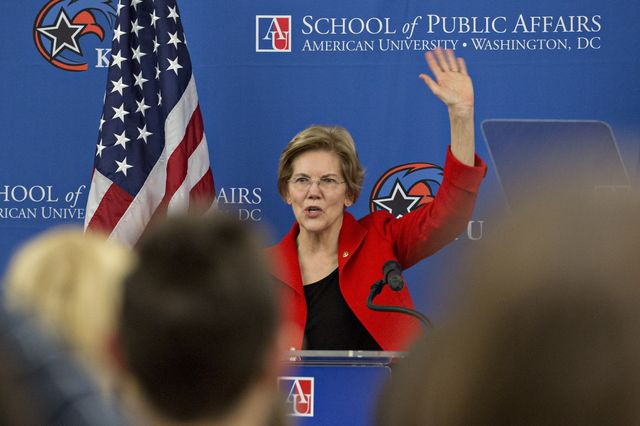 Elizabeth Warren Takes Major Step Toward a 2020 Presidential Run - Read More from Bloomberg News
