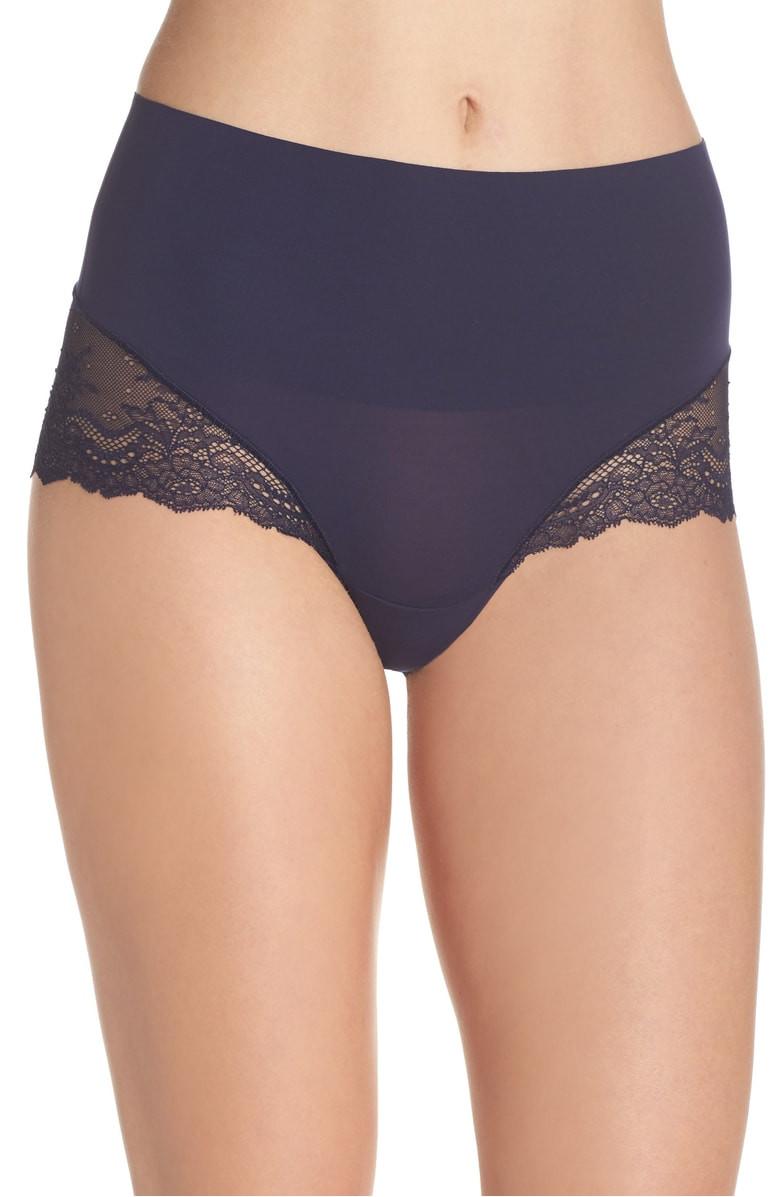 SPANX Undie-tectable Lace Hipster Panties $15.90