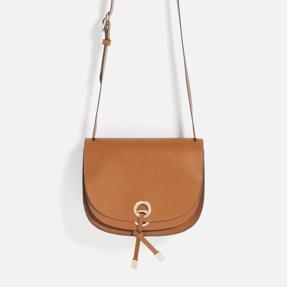 Zara cross-body bag $39.90