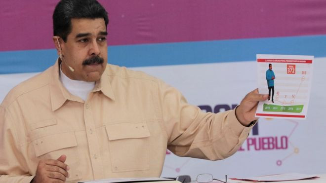 Venezuela unveils virtual currency amid economic crisis - Read More from BBC News