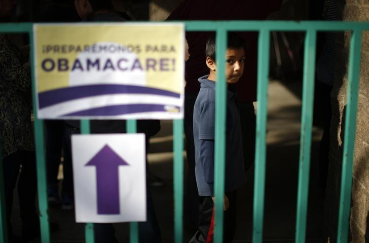 U.S. Senate approves measure launching Obamacare repeal process - Read More from Reuters