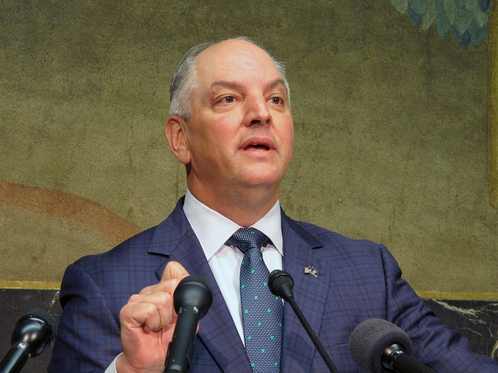 Louisiana's Democratic governor signs abortion ban into law - Read More from Associated Press