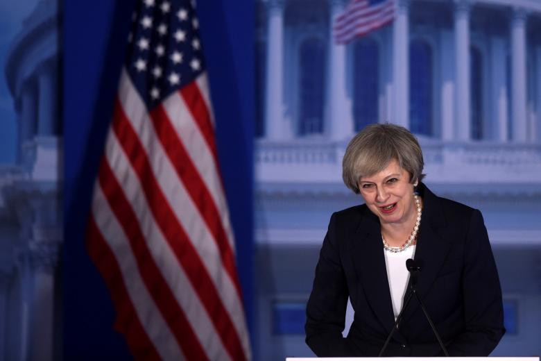 NATO, Russia and trade top the agenda for Trump talks with Britain's May - Read More from Reuters