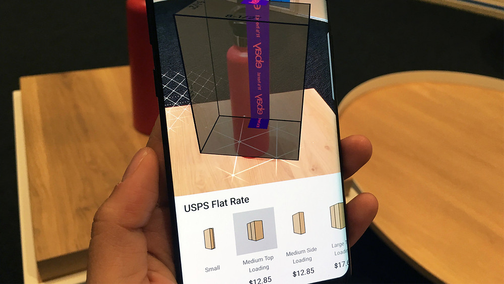 eBay's new AR tool helps sellers find the right box for their item - Read More from Techcrunch