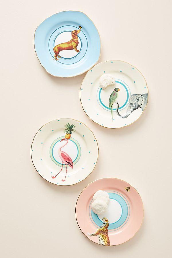 Yvonne Ellen Lilibet Side Plate $12
