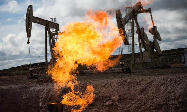 Trump administration rolls back methane pollution rule despite harmful health impacts - Read More from The Guardian