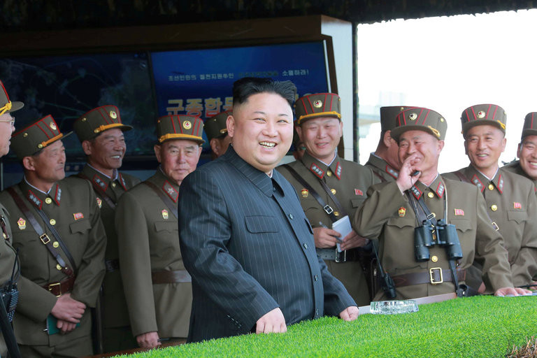 North Korea Says New Missile Landed Within 7 Meters of Target - Read More from Bloomberg