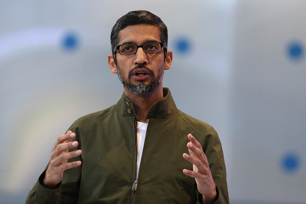Google CEO to meet with Trump economic adviser - Read More from Politico