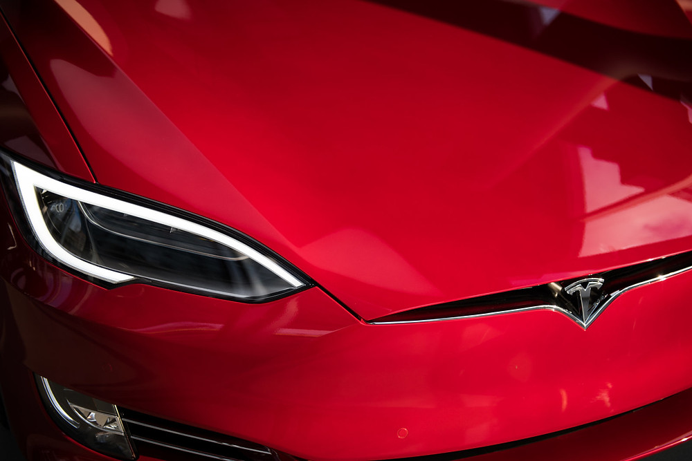 Thieves could have cloned Tesla's Model S key fob - Read More from Engadget