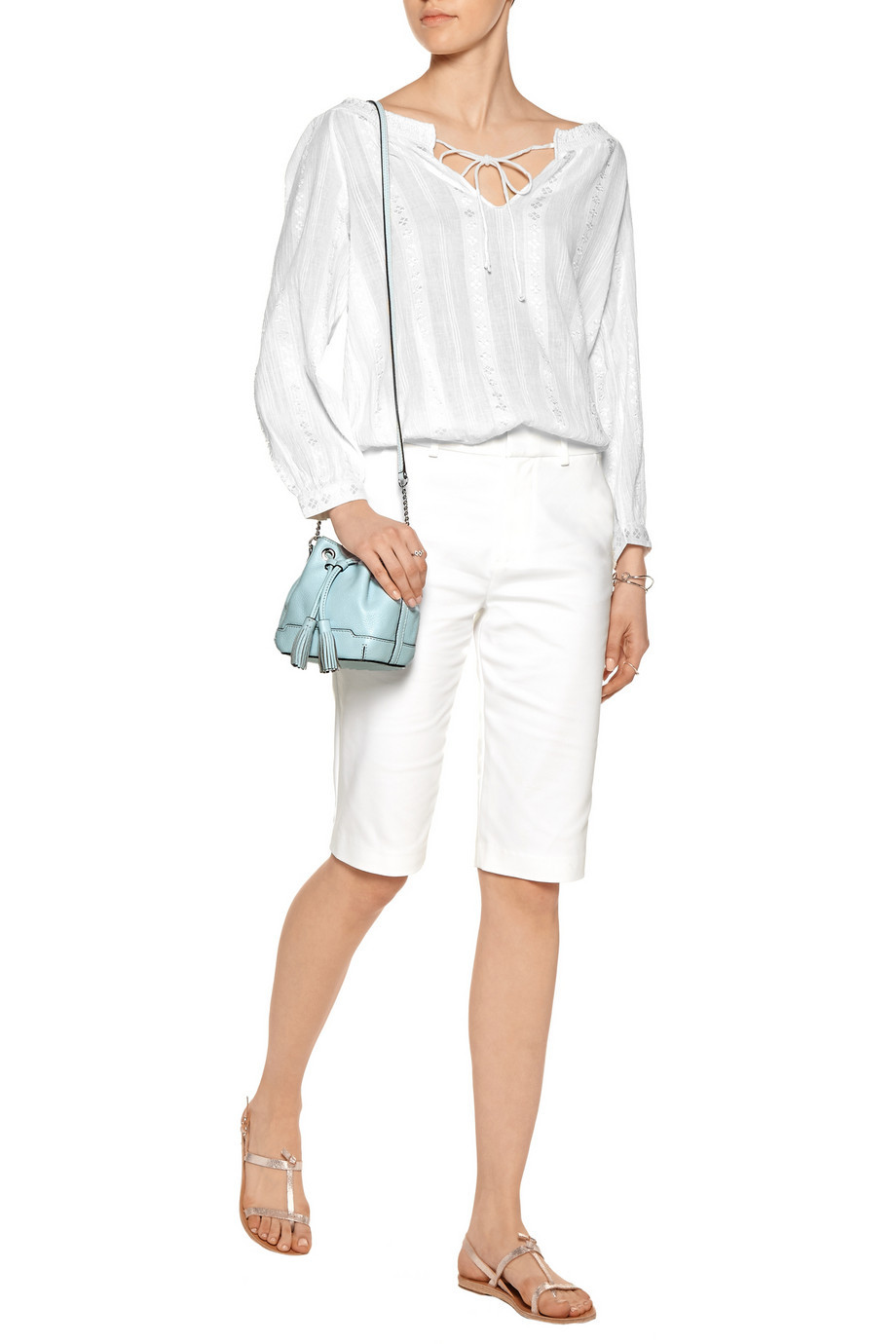 A bucket bag by Rebecca Minkoff now $117