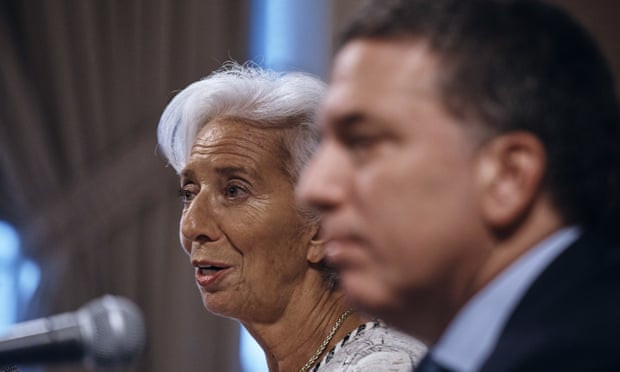 Argentina gets biggest loan in IMF's history at $57bn - Read More from The Guardian