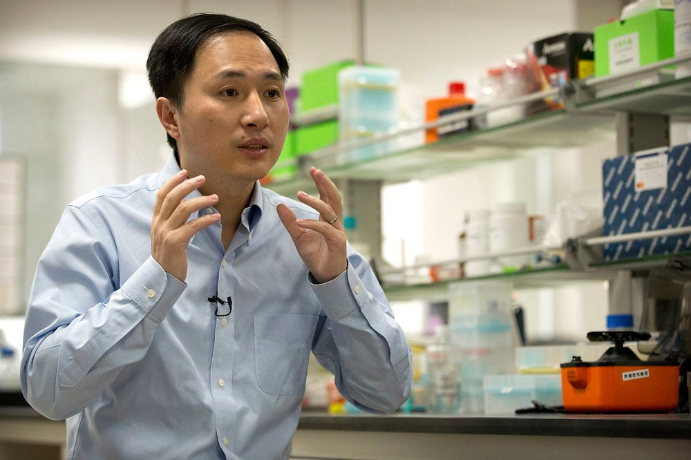 World's First Genetically Edited Babies Claimed in China - Read More from Bloomberg News