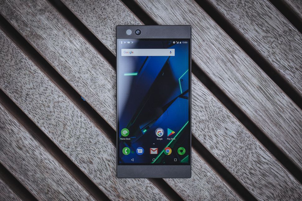 Razer Phone 2 is likely coming Oct. 10, and it looks familiar - Read More from CNET