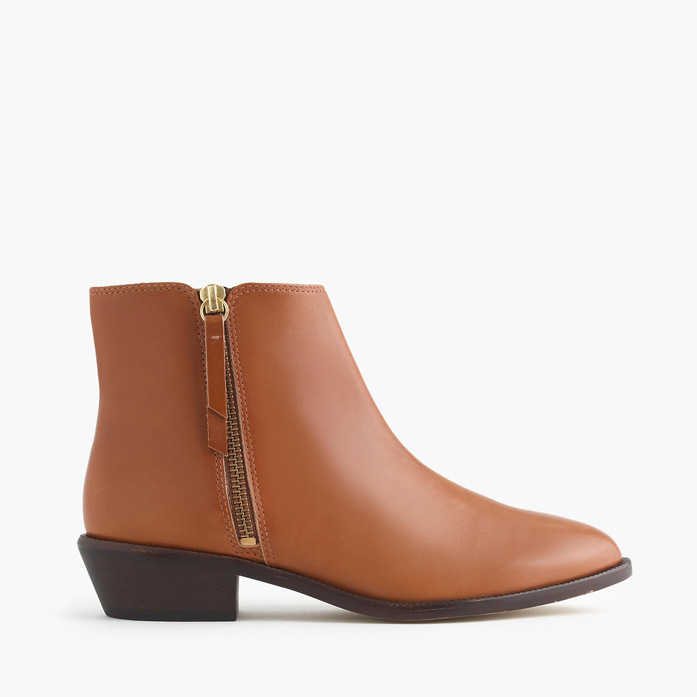 J. Crew Frankie ankle boots $228