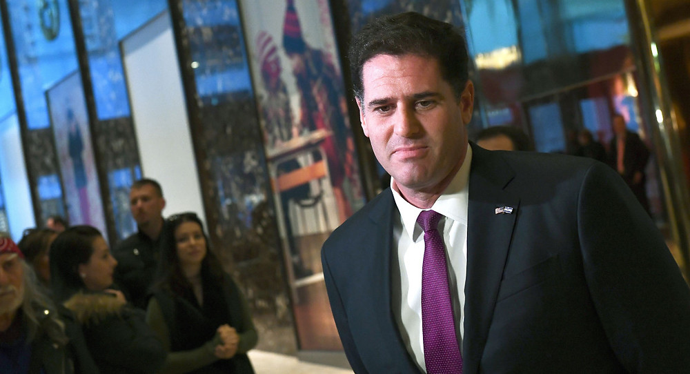 Netanyahu urged to recall U.S. ambassador over scandal - Read More from Politico